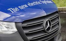 Cars wallpapers Mercedes-Benz eSprinter - 2018
