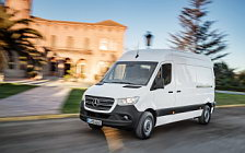 Cars wallpapers Mercedes-Benz Sprinter Panel Van - 2018