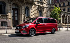 Cars wallpapers Mercedes-Benz V 300 d 4MATIC AMG Line - 2019