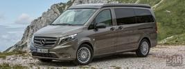 Mercedes-Benz Marco Polo 220 CDI Activity - 2014